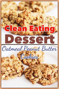 These were soooooo good! CLICK PIN for recipe! #cleaneating #cleaneatingdiet #healthyrecipe