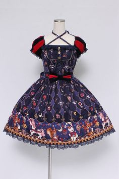 Angelic Pretty / TOY MARCH Piece - closet child online shop
