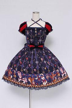 Angelic Pretty / TOY MARCH Piece - closet child online shop