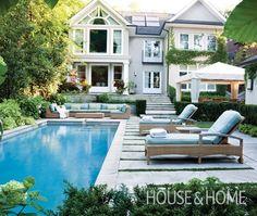 Photo Gallery: Inspiring Backyards   House & Home