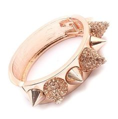 spiked bangle by SUALT