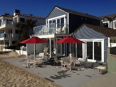 "Oxnard House Rental: The Charming ""windy Gables"" On Hollywood Beach: Dream Get-away 