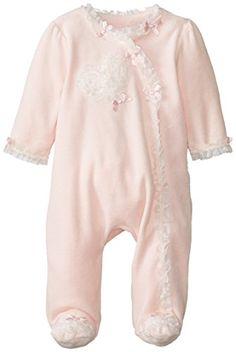 Little Me Baby-Girls Newborn Lace Heart Velour Footie, Light Pink, 9 Months Little Me http://www.amazon.com/dp/B00IUC4CW2/ref=cm_sw_r_pi_dp_zrQeub1P9FBA0