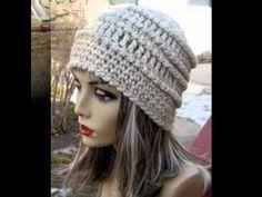 How to crochet a swirl pattern beanie (Half shell stitch) - Con Subtítulos - Yolanda Soto Lopez - YouTube