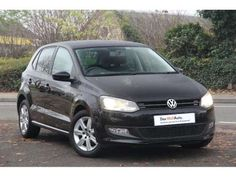 Used 2012 (12 reg) Deep Black Pearlesce Volkswagen Polo 1.4 (85ps) Match 5-Dr for sale on RAC Cars