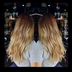 Balayage  Babylights  Blonde