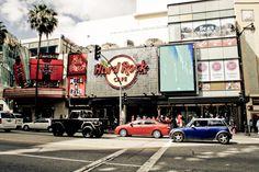 Hardrock Cafe LA