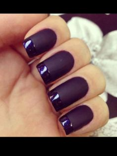 Love the black.