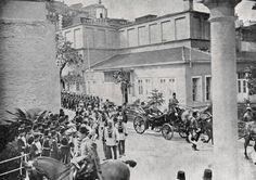 Sultan Mehmed Reşad , İstanbul 1910.