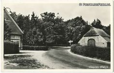 Loenen GL,Oude schuur den Eikenboom