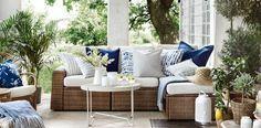 IKEA Modular corner sofa 3-seat, outdoor, brown, Frösön/Duvholmen beige Tuscan Wedding, Inexpensive Furniture, Outdoor Furniture Sets, Memorial Day Furniture Sales, Modular Corner Sofa, Outdoor Seating, Outdoor Decor, Outdoor Living, Ikea Us