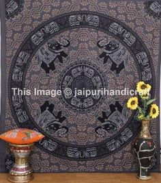 Hippie Elephant Tapestries, Wall Hanging, Elephant Mandala Tapestries, Bohemian Tapestry, Psychedelic Tapestry, Hippie Tapestries, Wall Tapestries, indian tapestries Bohemian Tapestry, Indian Tapestry, Mandala Tapestry, Hippie Tapestries, Psychedelic Tapestry, Elephant Tapestry, Tapestry Wall Hanging, City Photo, Image