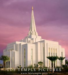 Gilbert Arizona Temple | LDS Temple Pictures