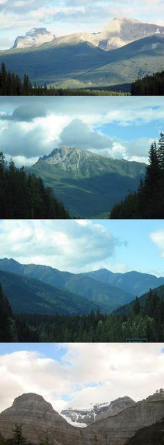 Mountains BC - Canada 26 snow