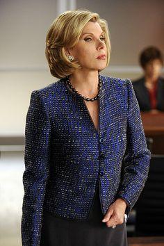 Christine Baranski as Diane Lockhart in The Good Wife | #<Tag ...