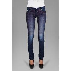 #Denim customized by Irene Buffa from Onto My Wardrobe by Irene Buffa. Shop it now>http://goo.gl/VT0y80