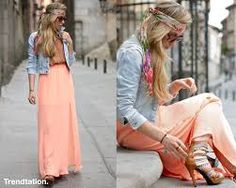 Summer hippie style-i can do hippie all year long. Passion For Fashion, Love Fashion, Fashion Beauty, Fashion Outfits, Womens Fashion, Fashion 101, Modest Fashion, Fall Fashion, Style Fashion