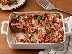 Get Food Network Kitchen's Sausage Lasagna Recipe from Food Network