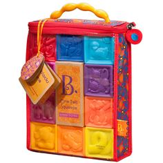 B. Toys One Two Squeeze Bag Of Blocks £12.99