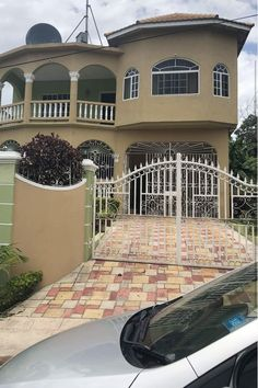 Flood Proof House Hurricane Proof House, Rude Boy, Puerto Rico, Mansions, House Styles, Outdoor Decor, Decor Ideas, Houses, Google Search
