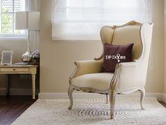 For furniture that illustrates luxury raising the grandeur quotient of the room