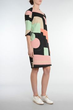 Pueblo Dress by Obus clothing. #hopiraindance http://obus.com.au/