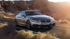 AUTOS I WANT BMW 4 Series Coupe