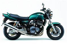 Suzuki GSX1200 Inazuma