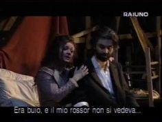 """Andrea Bocelli at the Opera """"La Boheme"""" Opera Music, Opera Singers, Swan Song, Italian Language, Video Film, Types Of Music, Composers, Classical Music, Orchestra"""
