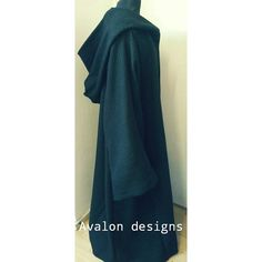 Avalon designs custom order Sith cloak. Made of heavy 100% cotton basketweave. Want your cosplay character come to life? We make cosplay,larp,reenactment,bridal and many other themed costumes!