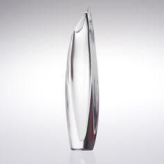 AIMO OKKOLIN, LASIVEISTOS. Palko. Sign. A. Okkolin, Riihimäen Lasi Oy. 1957-58. Glass Design, Design Art, Scandinavian Design, Finland, Modern Contemporary, Glass Art, Retro Vintage, Auction, Pottery