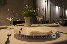 Decoración de la sala | Restaurante El De Alberto en A Coruña