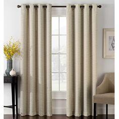 Foray Blackout Grommet Window Curtain Panel