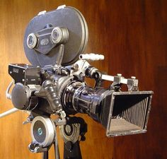 Arriflex BL Camera. I'll be performing in front of a lot of these as a working actor. I might even be behind some of them as a director...