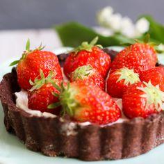 Erdbeer-Tartelettes Strawberry tartlets
