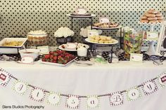 Get inspired by these creative baby shower theme ideas. From boho chic to 'Game of Thrones' fantastic, you'll find your baby shower theme here. Baby Shower Table, Shower Party, Baby Shower Parties, Baby Shower Themes, Baby Boy Shower, Baby Shower Gifts, Baby Gifts, Baby Showers, Shower Ideas
