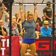 Wendy Arnold hangin with Rigor Gear