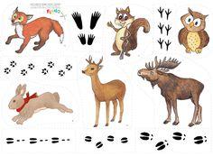 Teaching Tools, Teaching Kids, Swedish Language, Animal Tracks, Fantasy Drawings, Busy Book, Too Cool For School, Teacher Hacks, Worksheets For Kids