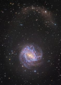 M83 Star Streams  Image Credit & Copyright: R. Gendler, D. Martinez-Delgado (ARI-ZAH, Univ. Heidelberg) D. Malin (AAO),  NAOJ, ESO, HLA - As...
