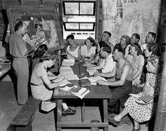 Bathurst Migrant Camp Photos | A Place For Everyone – Bathurst Migrant Camp 1948…