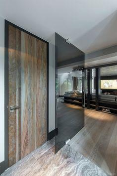 stone effect door