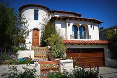 spanish style frontyard ideas | Spanish Revival Design Ideas, Pictures, Remodel, and Decor - page 18