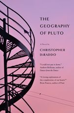 The Geography of Pluto. Cover. Original image: http://vincefortier.tumblr.com/