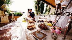 Sara & Jonathan - Persian Wedding in Antica Fattoria di Paterno, Montespertoli, Tuscany Wedding Video by Gattotigre - destination wedding videography