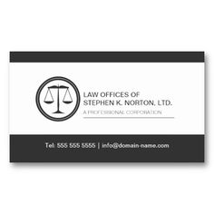 Attorneys business card fieldstation attorneys business card reheart Image collections