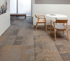 Jasper by Tandus Flooring recalls forests, rivers and mountain ranges: