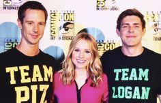 Veronica Mars...Team Piz or Team Logan?  TEAM LOGAN!
