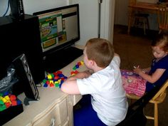 Computer Time- Children friendly websites to help kids learn