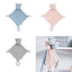 Knuffeldoekje *soft knit*