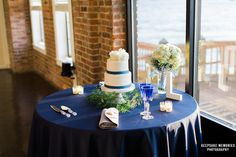 Classic and Romantic Cake Table  Event Blog - Knot Too Shabby Events Wilmington, NC Wedding & Event Coordination - Knot Too Shabby Events Wilmington, NC Event Planning & Wedding Coordination